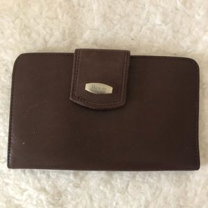 Rolf's Leather Wallet